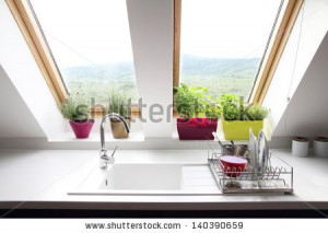 stock-photo-kitchen-loft-room-140390659